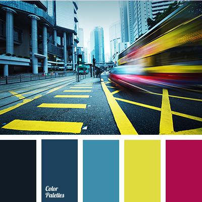 Color Palette No. 1295