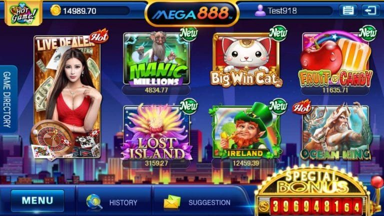 Mega888 Download | Register Mega888 | Mega888 Login