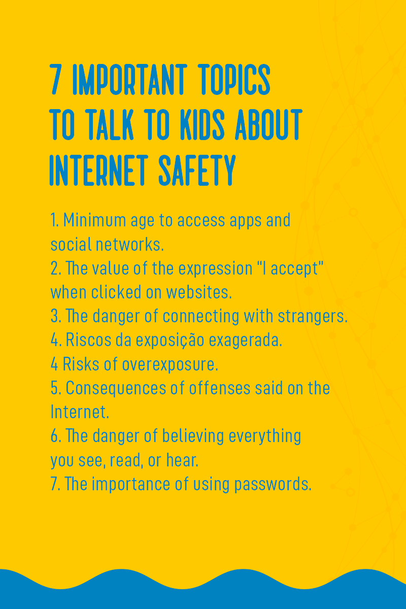 7 important topics to talk to kids about safety