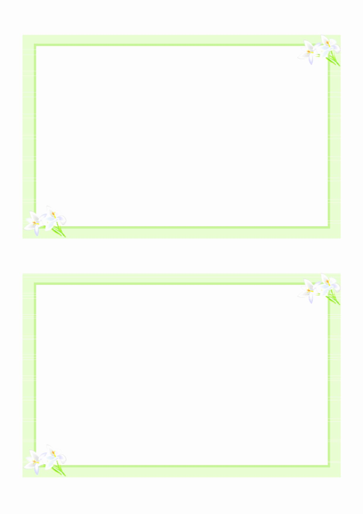 Free Printable Card Templates And 8 Best Of Printable Blank With Regard To Free Blank Card Template Free Printable Card Templates Free Printable Greeting Cards