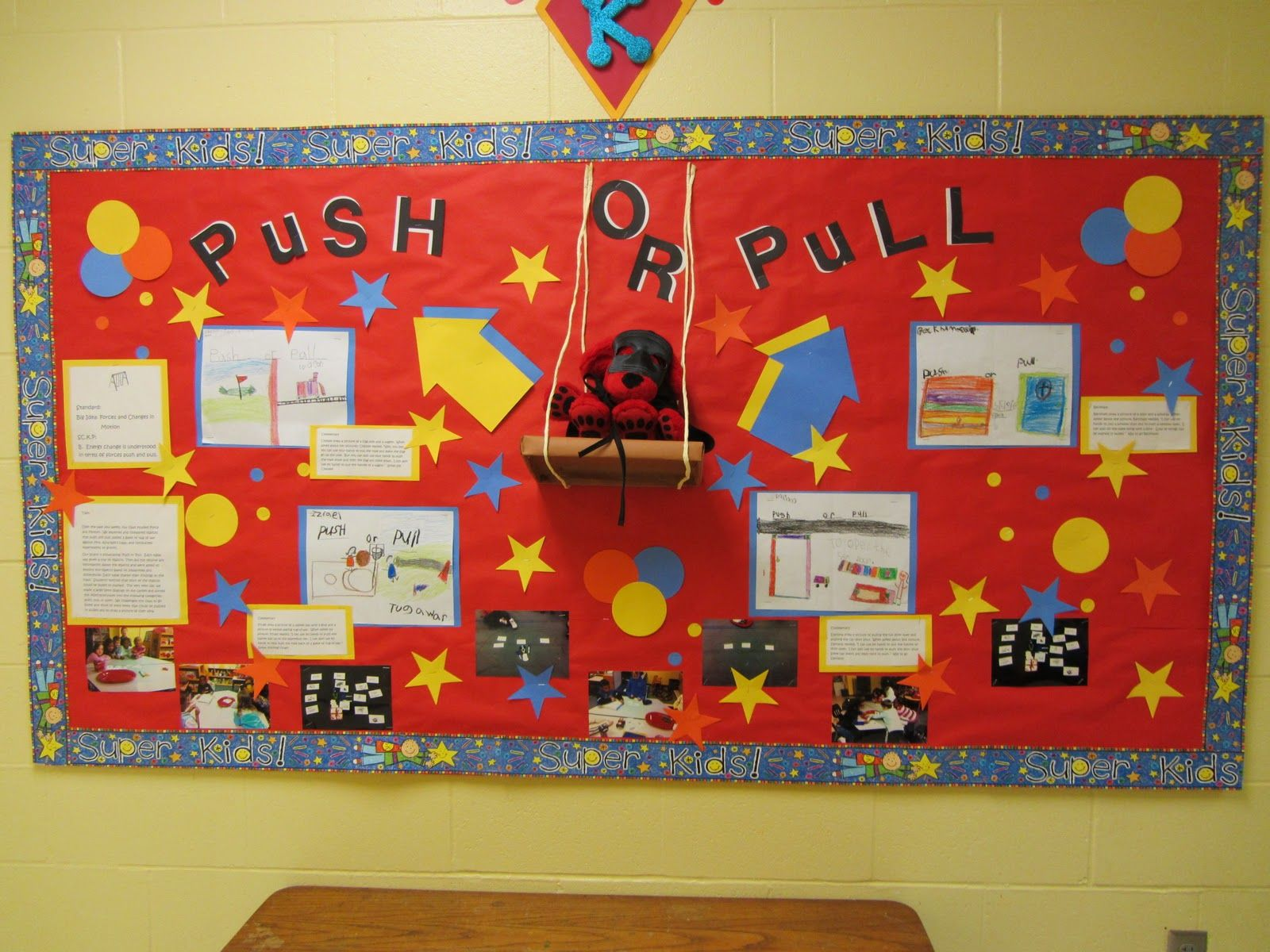 Image Result For Bulletin Boards About Force And Motion
