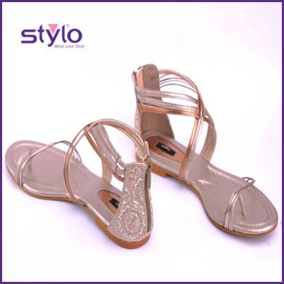 da488b648b50d Stylo Shoes Summer Collection 2014 with Price in Lahore Karachi ...