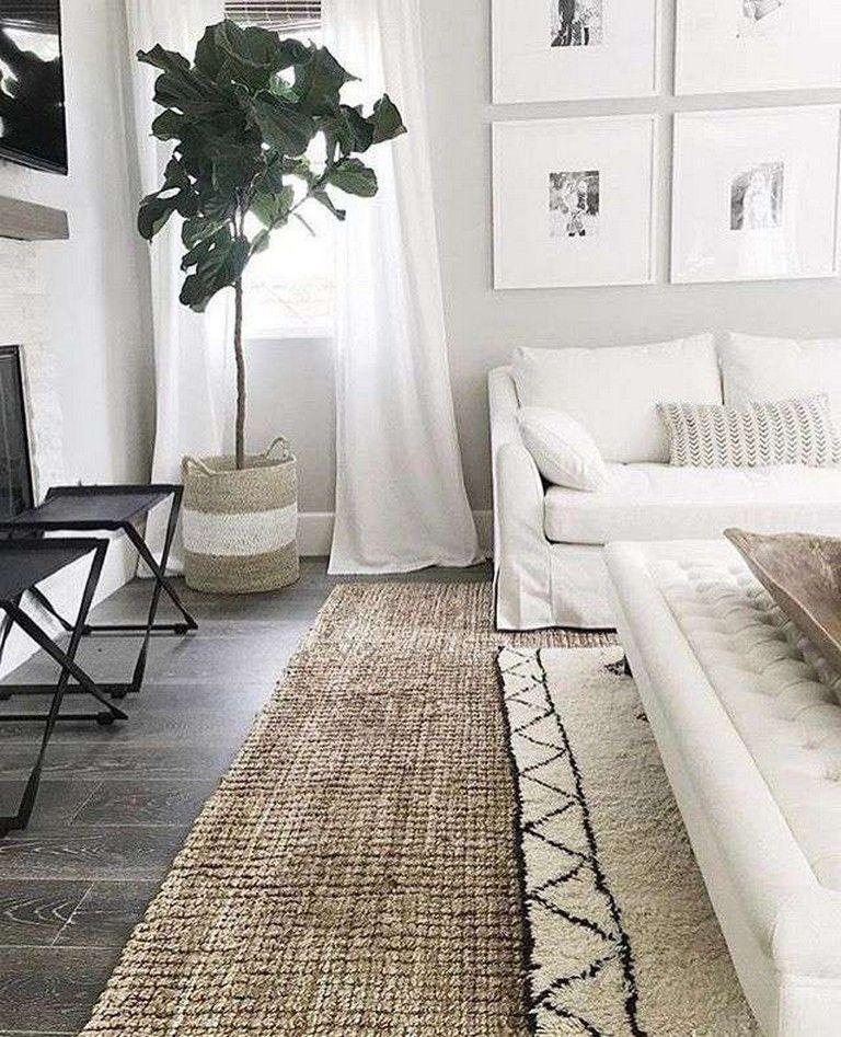 45 Creative Rustic Rug Carpet Ideas Rustichomedecor Rugsoncarpet Carpets Living Room Decor Rustic Rustic Living Room Modern Rustic Living Room