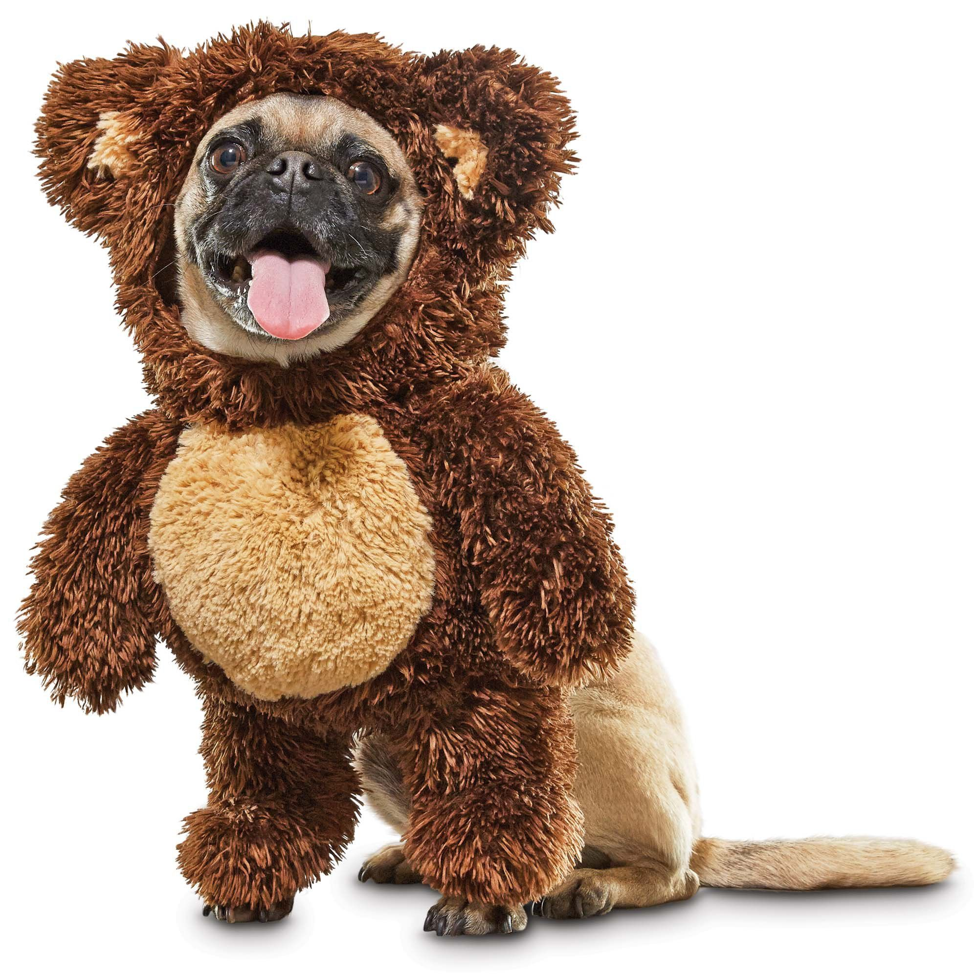 Bootique Teddy Bear Illusion Dog Costume