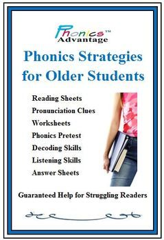Intervention Strategies For Phonics
