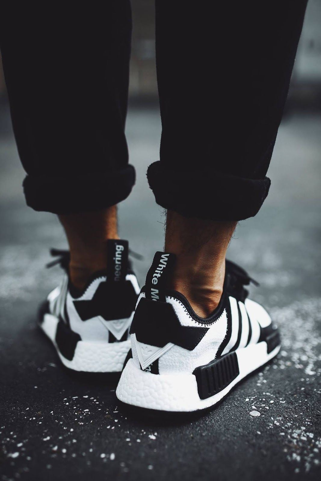 verano Explosivos curva  Adidas by White Mountaineering NMD Trail Primeknit Boost / CG3646. |  Addidas shoes, Sneakers men fashion, Sneakers men