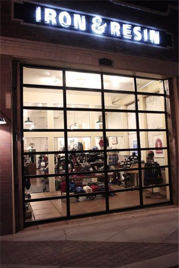 roll up doors #retail #store #design | Retail + Commercial ...