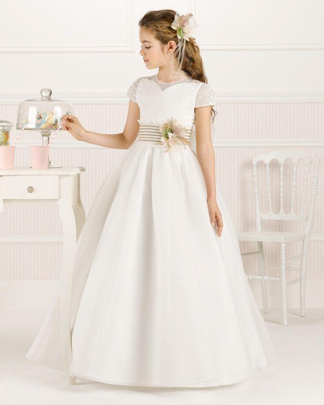 7929c959b Comunión archivos - Aire Barcelona - Vestidos de novia o fiesta para estar  perfecta.