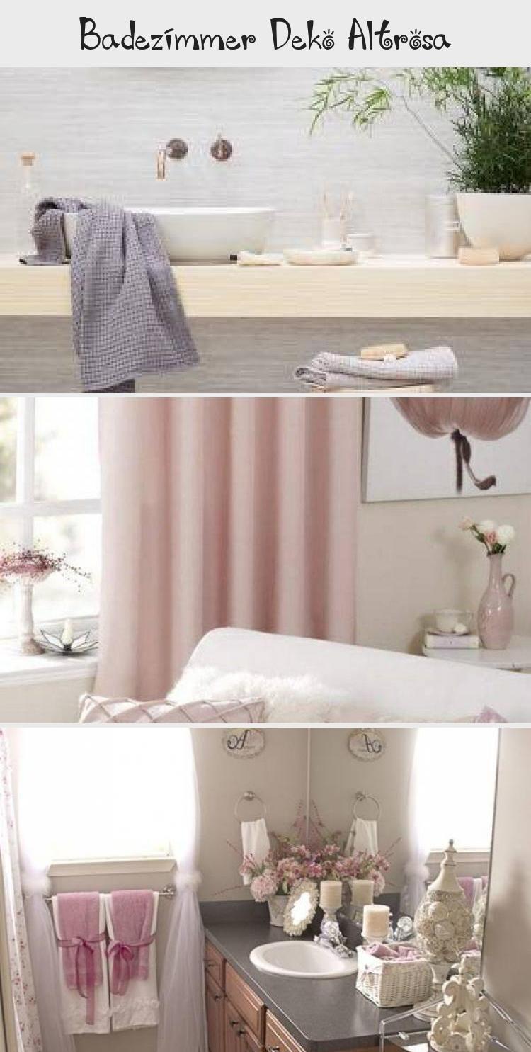 Badezimmer Deko Altrosa Badezimmer Streichen Badezimmer Einrichtung Badezimmer Design
