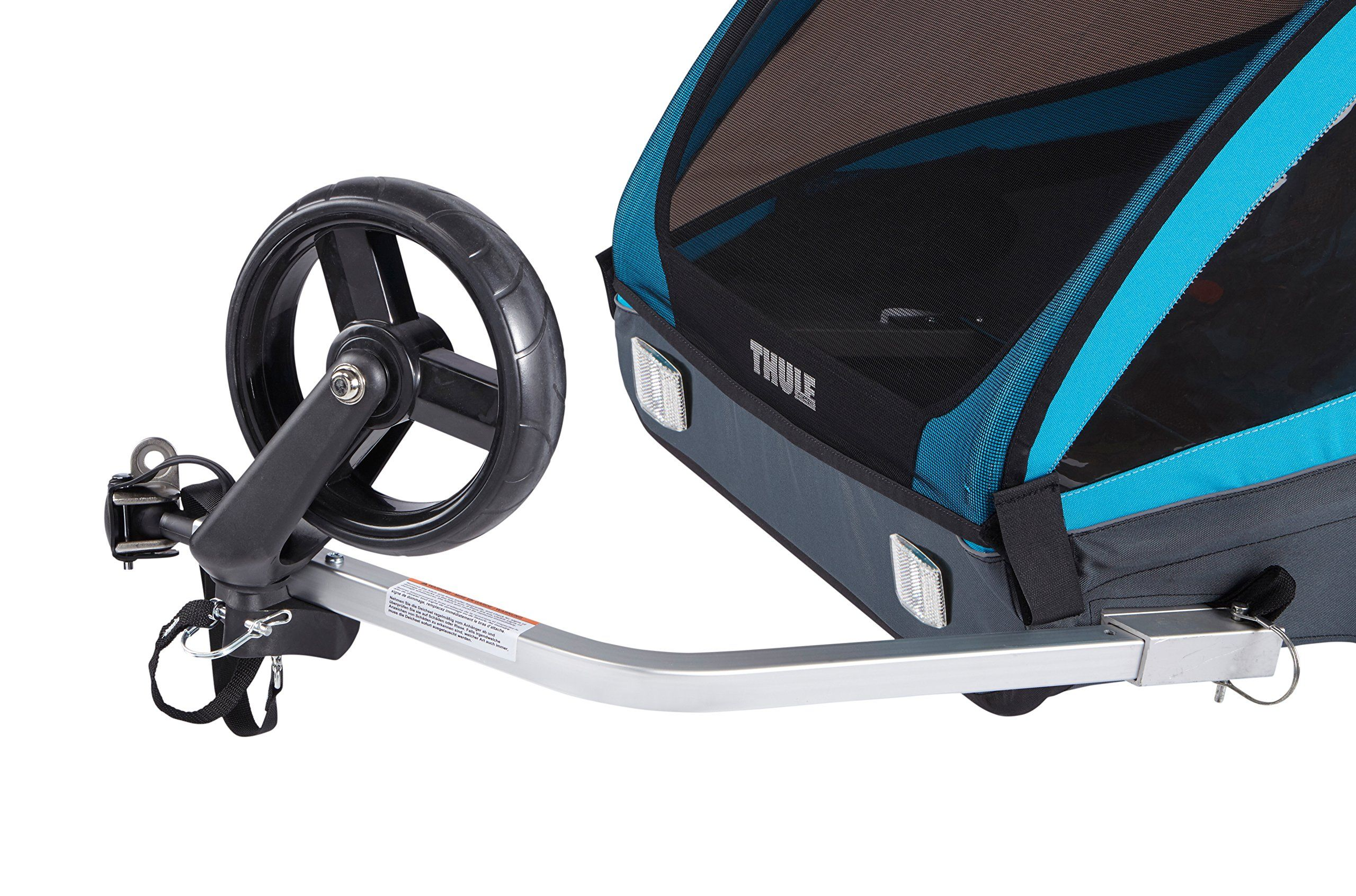 Thule Coaster XT Cycle/Stroll Trailer ** Check out the