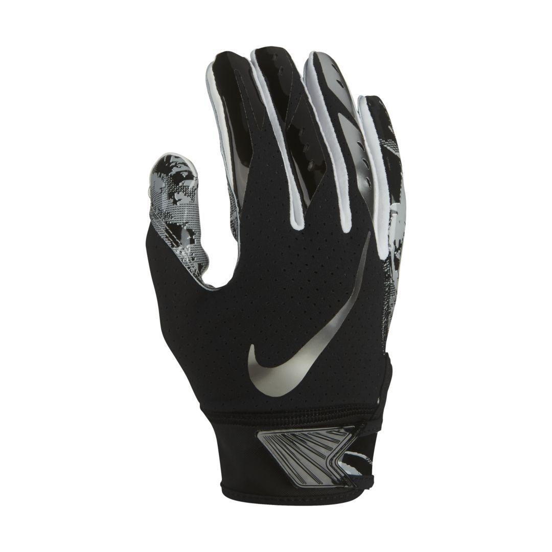 Nike Vapor Jet 5 0 Kids Football Gloves Nike Com Football Kids Football Gloves Nike Vapor