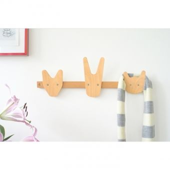 All Lovely Stuff  Porte-manteau Animaux