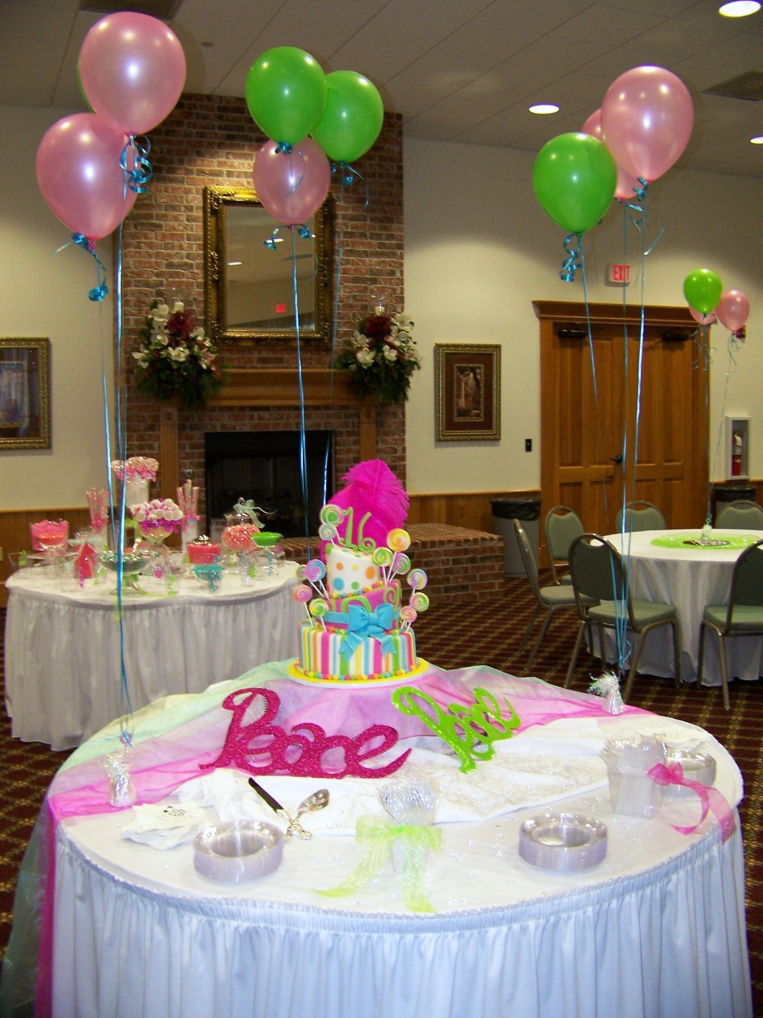 Sweet Party Wedding Venue Pinterest
