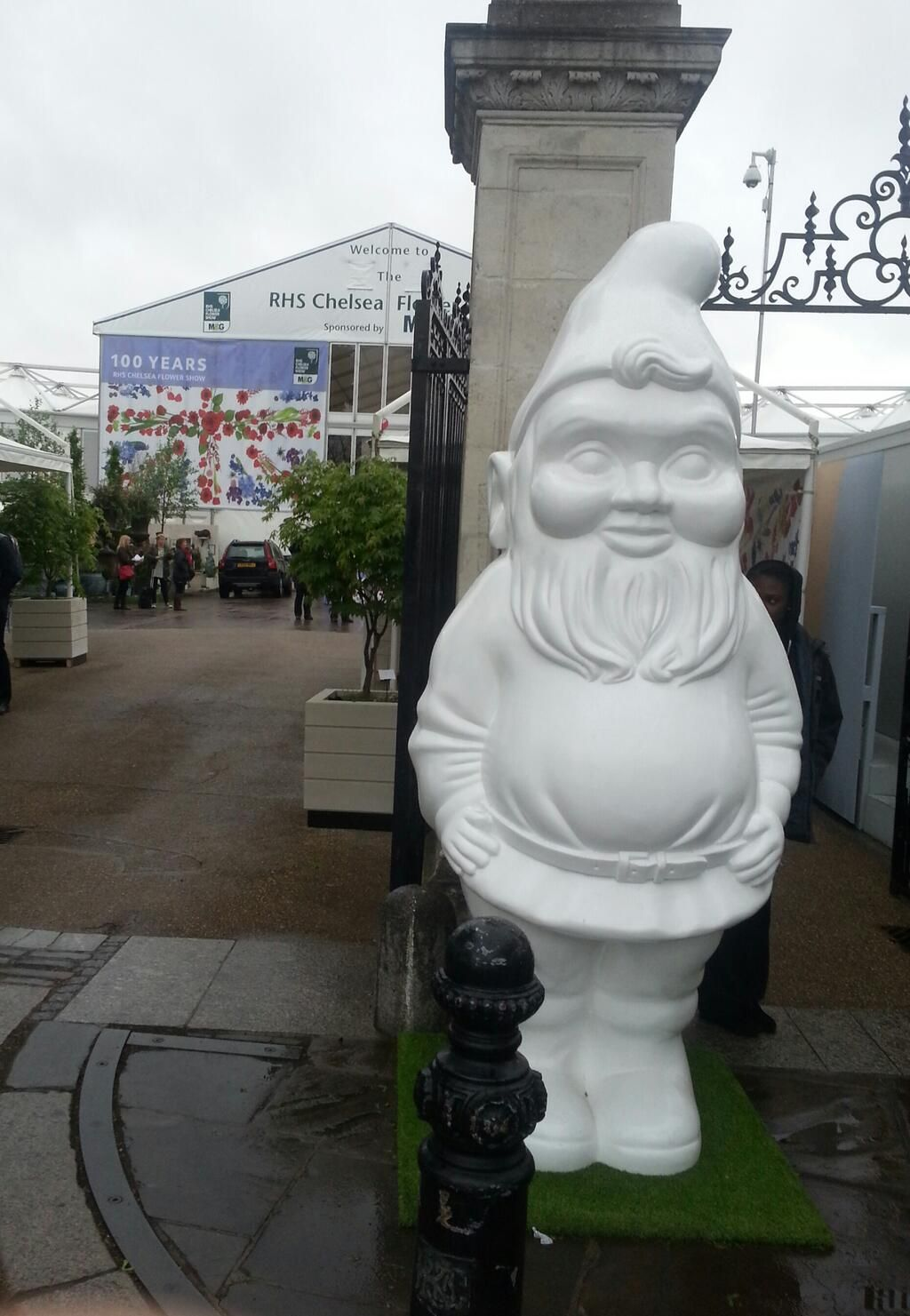 Find A Gnome And Paint A Solid Color Love My Gnomes With