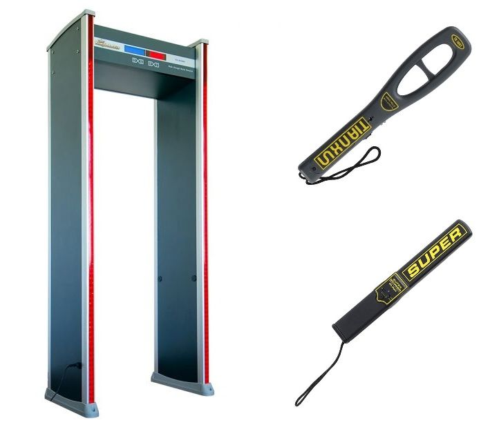 Shield What You Care Security Metal Detectors On Kingdetector Com Metal Detector Detector Metal