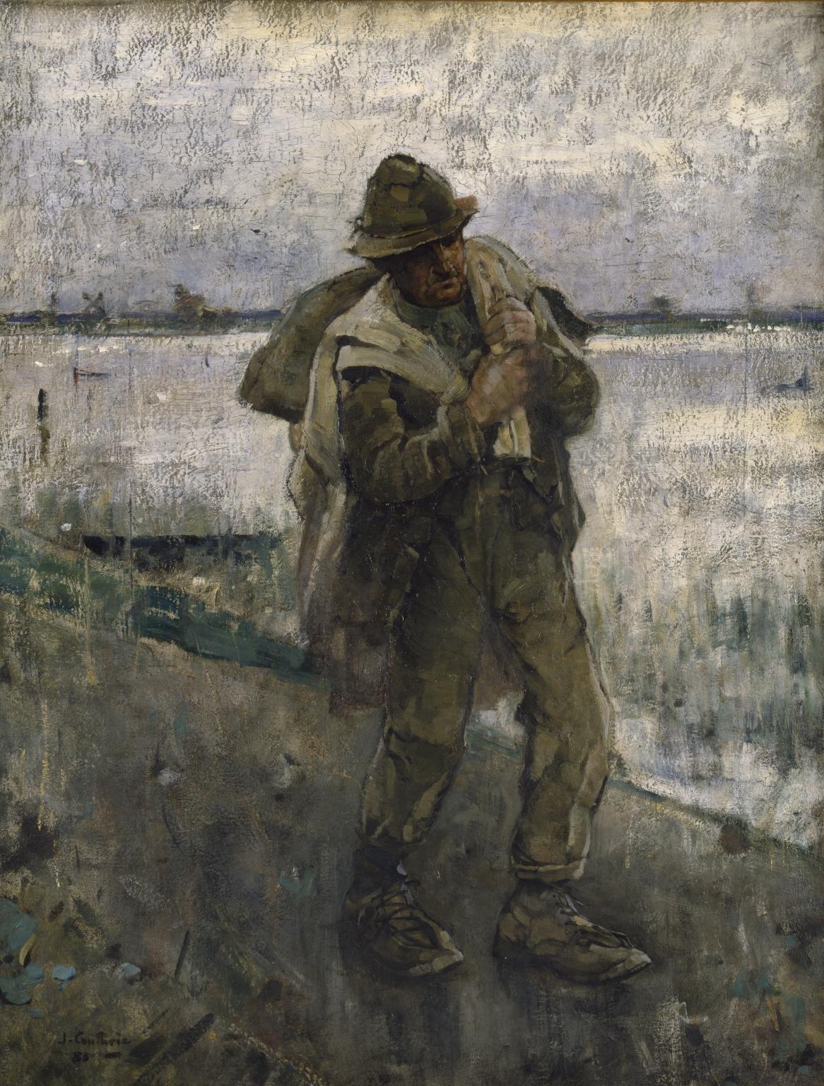 ' Wash' Sir James Guthrie Tate Glasgow Boys Art Painting Artist