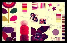 Creating a colour mood board is a great starting point to help you fingure out which colours you like and don't like, as well as what works and what doesn't.