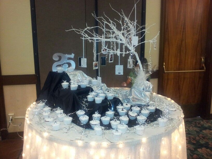 Best 25 25th anniversary decor ideas on pinterest 25th for 60th anniversary decoration ideas