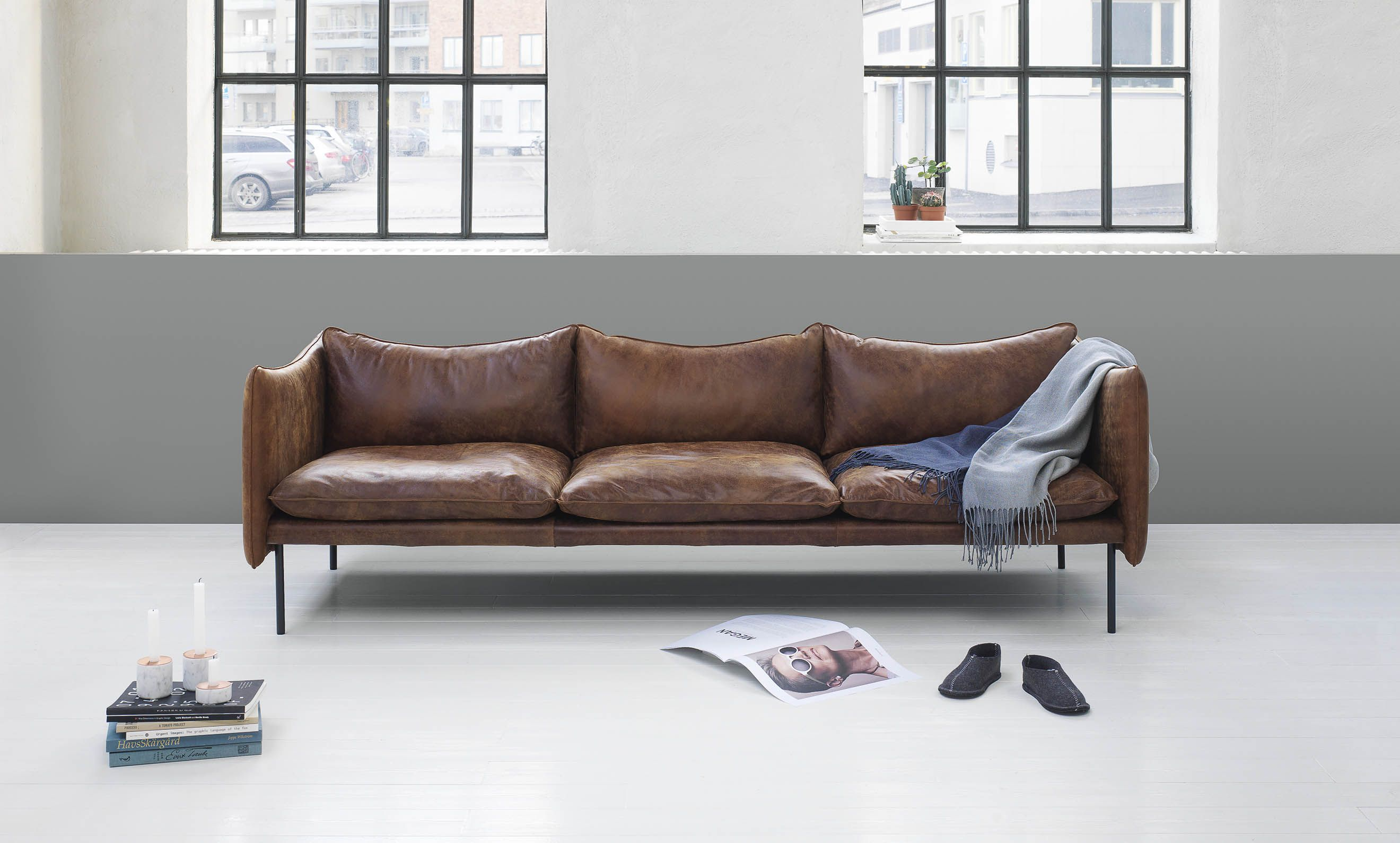 Bequeme Couch Beautiful Leather Sofas By Swedish Brand Fogia Seating Sofa