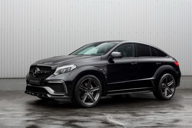 Mercedes Amg Gle Coupe 63 Kai 63 S Tuned By Topcar Mercedes Benz