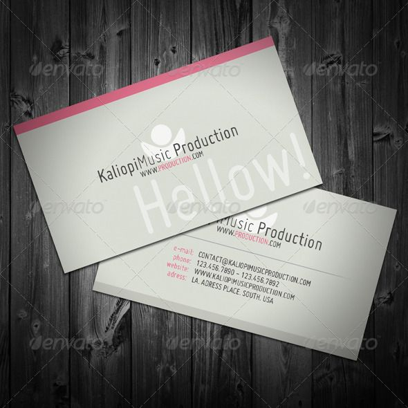 Beauty Business Card | Beauty business cards and Business cards