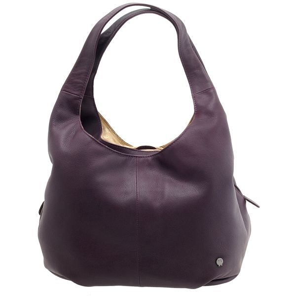 5021df75b7 Yoshi Meehan Medium Size Leather Slouched Shoulder Bag   Handbag Autumn  Winter 2012 AW12 by Yoshi Lichfield - £80.00 available from www.kubi.co.uk