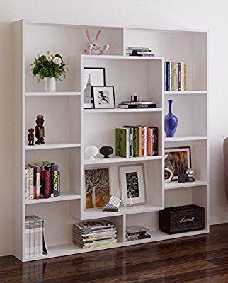 VENUS Bücherregal   Standregal   Büroregal   Raumteiler Für Wohnzimmer /  Büro In Modernem Design (