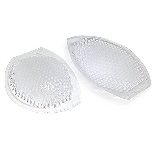 d2822e93a24 Perforated Silicone Bra Insert Breast Enhancer Push Up Pads Chicken Cutlets  Perforated Clear Silicone Gel     Read more reviews of the product by  visiting ...