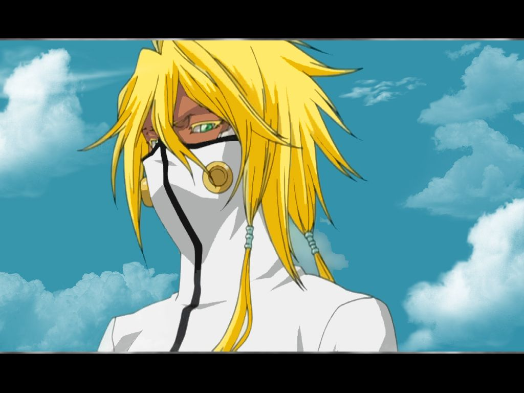 Bleach tier halibel