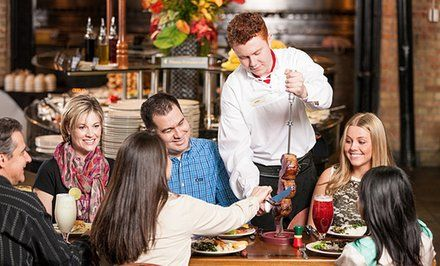 Up to 42% Off Dinner at Rodizio Grill