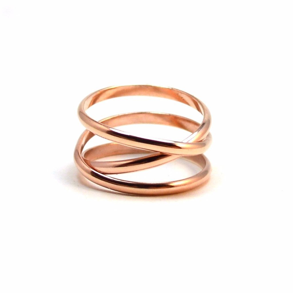 jewellery double ring image silver rings infinity