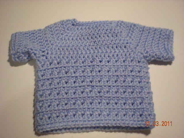 Ravelry: Crossed-Stitch Pullover pattern by Kelly Kearney | crochet ...