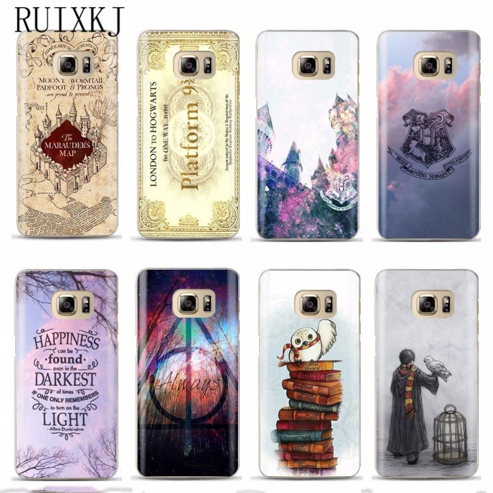 coque harry potter galaxy s7 edge