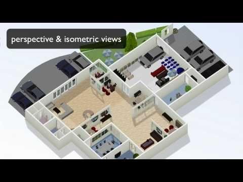 Sweet home 3D απαραίτητο στην διακόσμηση! Πράσινη γη των - Sweet Home D Meubles A Telecharger