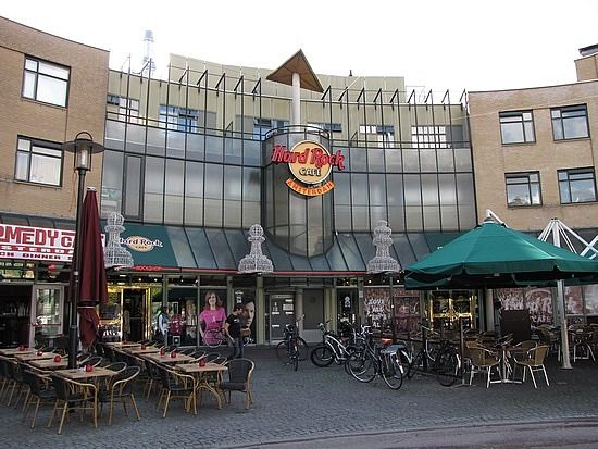 Hard Rock Cafe Amsterdam This Is A Total Dream Of Mine Please I Have To Visit This One Forsure Hard Rock Cafe Hotel Hard Rock Cafe Hard Rock