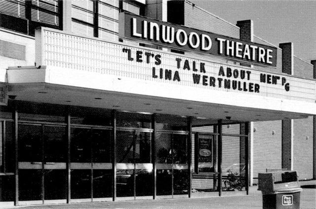 Linwood Theater In Fort Lee Nj 1965 Palisades Amusement Park Cliffside Park Fort Lee