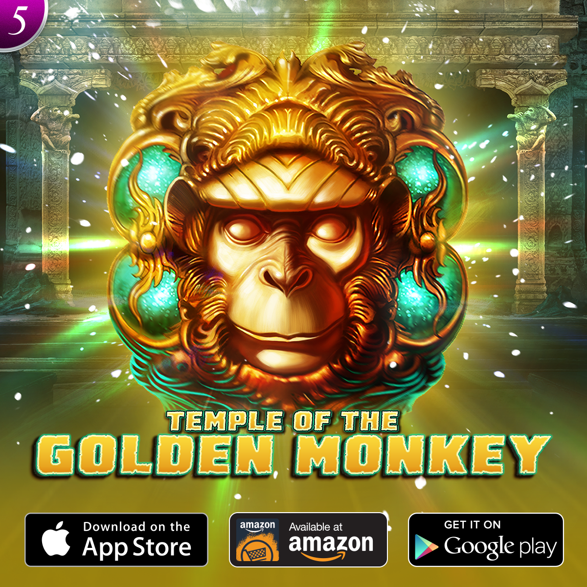 Spiele Temple Of The Golden Monkey - Video Slots Online
