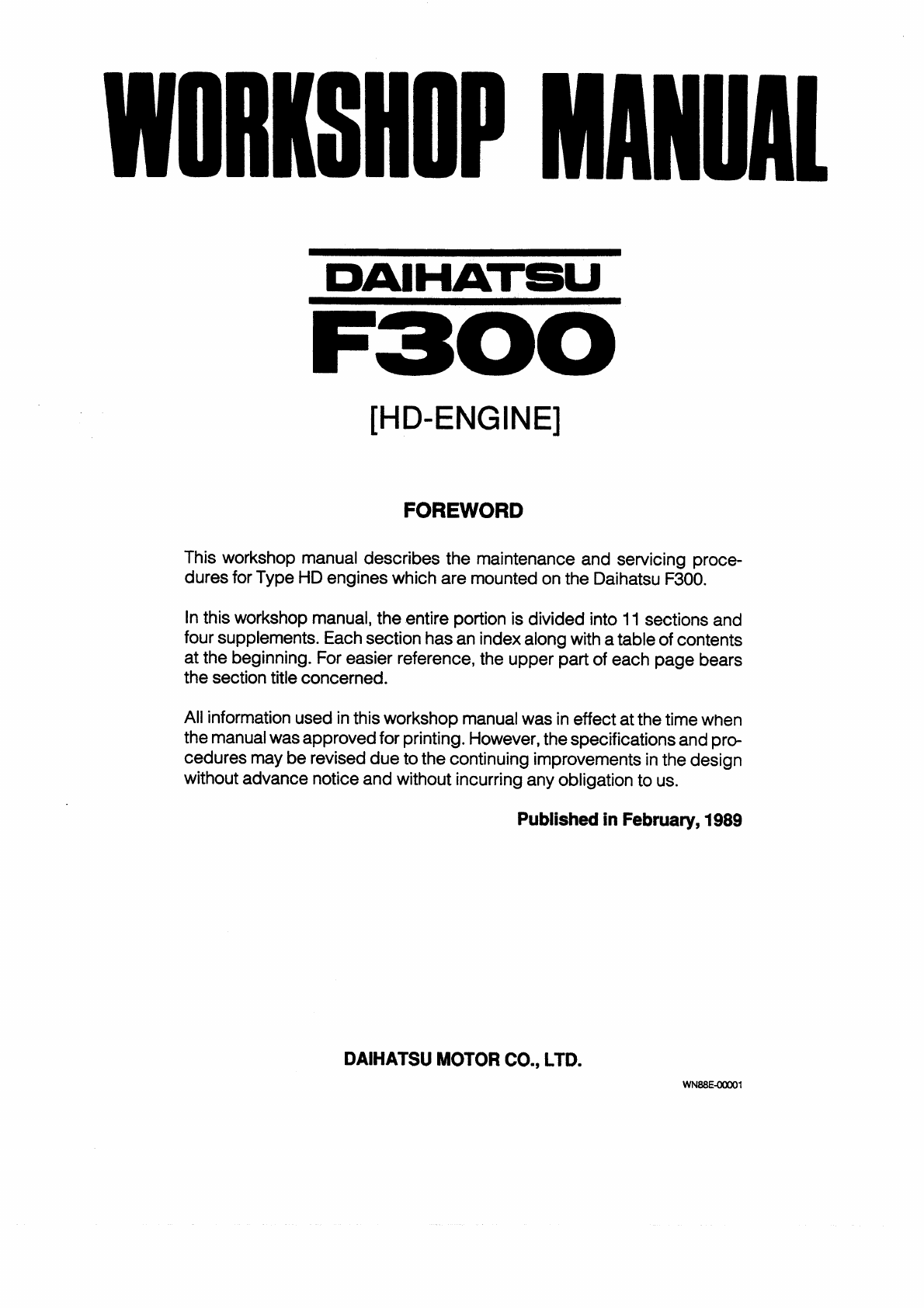 medium resolution of daihatsu 327 engine manual product user guide instruction u2022 rh mekatta co residential electrical wiring diagrams
