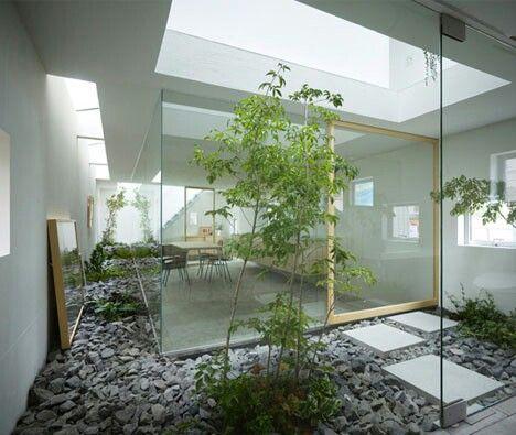 #modern #atrium