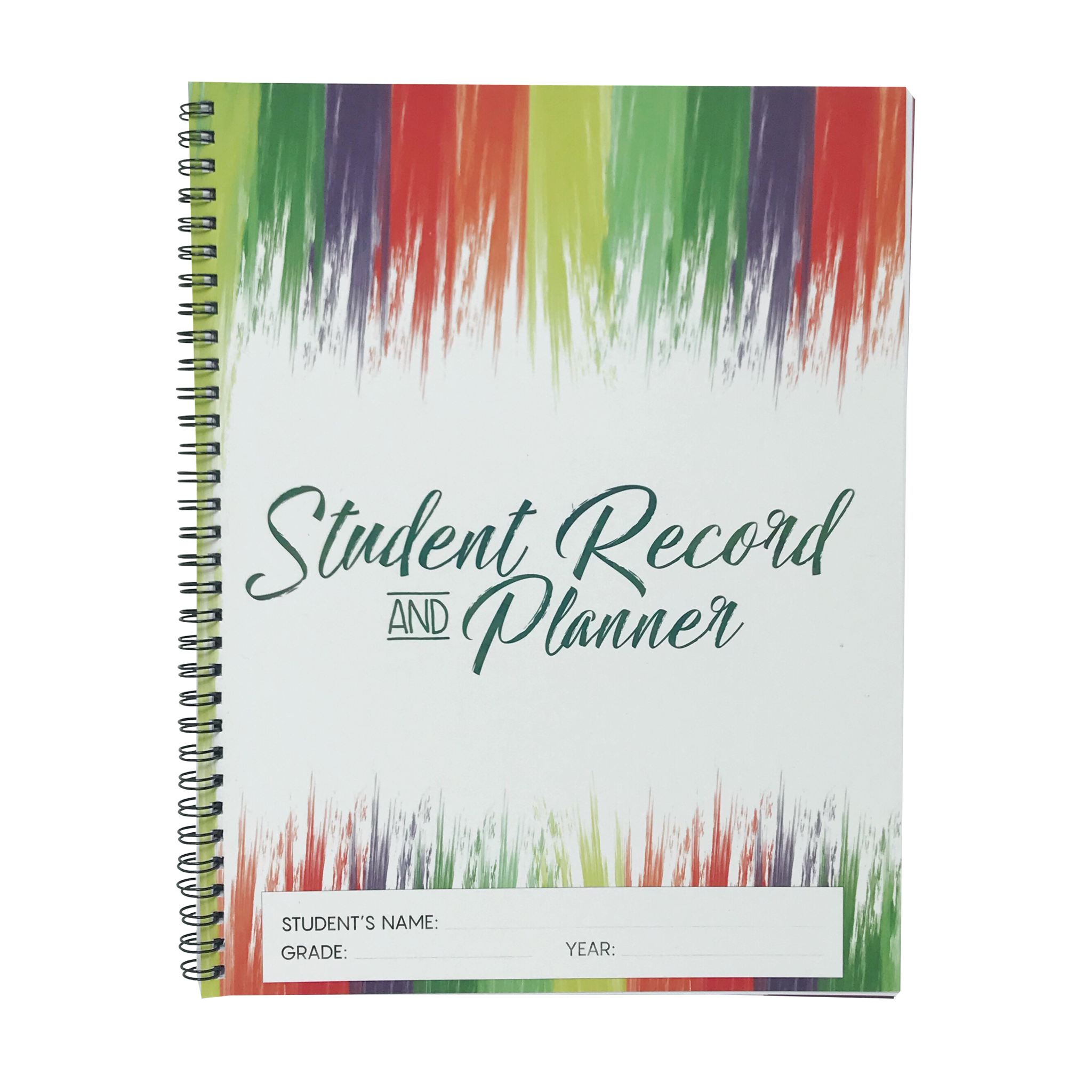 Student Record And Planner