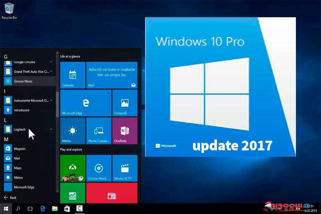 Descargar Windows 10 Pro (ISO) Original 2017 [32 & 64 bits