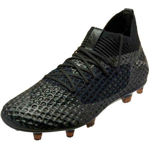 4bff71c0 PUMA One 17.4 FG – Black/Shocking Orange | fútbol | Soccer shoes, Shoes y  Soccer Cleats