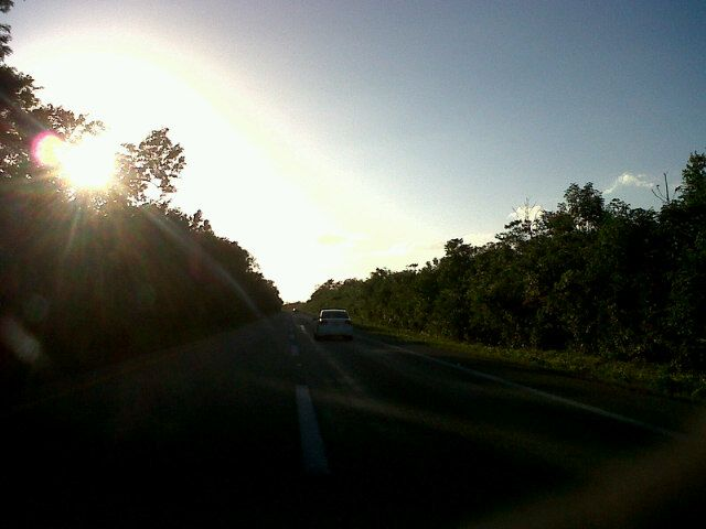 Carretera Cancún - Merida en Cancún, Quintana Roo