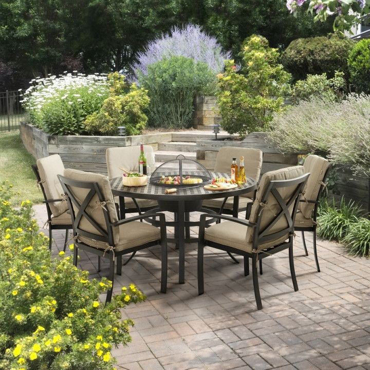 Patio Table and Chair Set Best Color Furniture for You