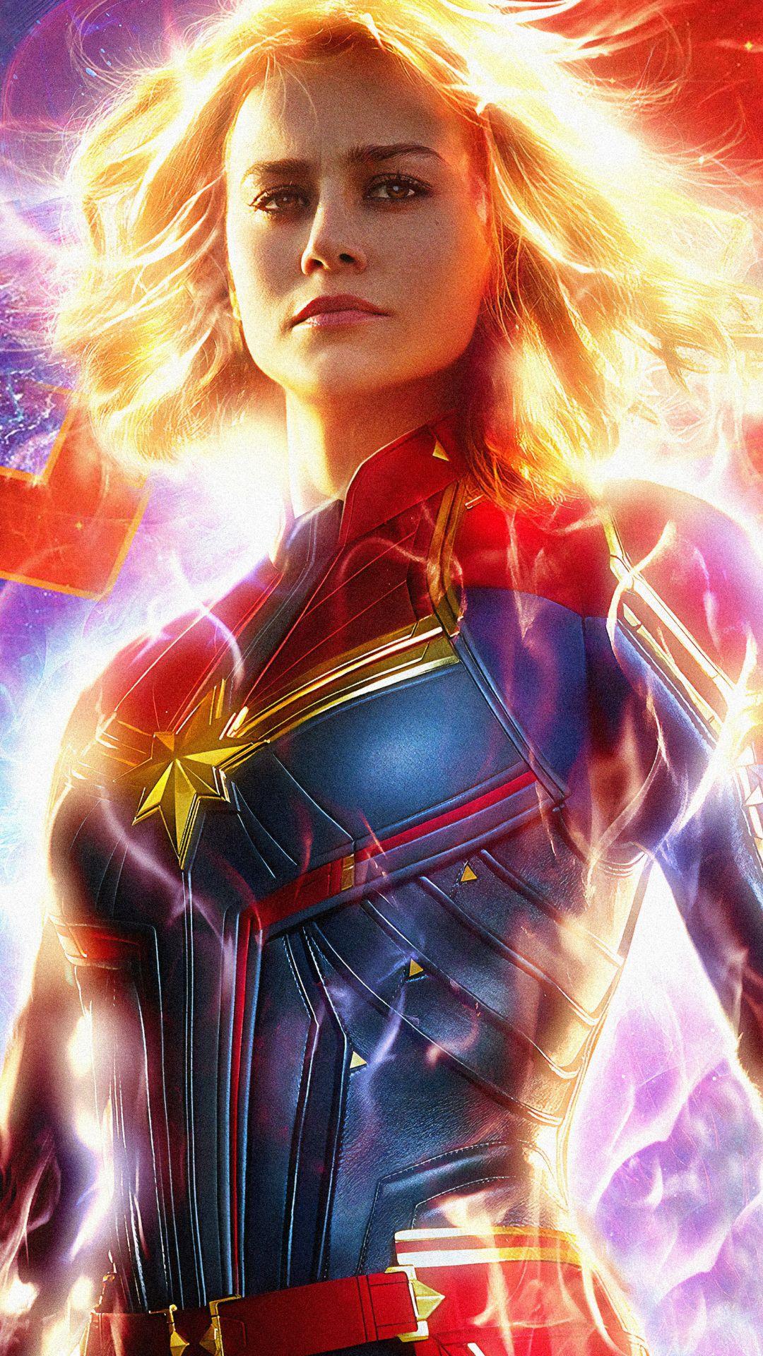 Movie Captain Marvel 1080x1920 Mobile Wallpaper Marvel Movie Posters Marvel Marvel Wallpaper Hd