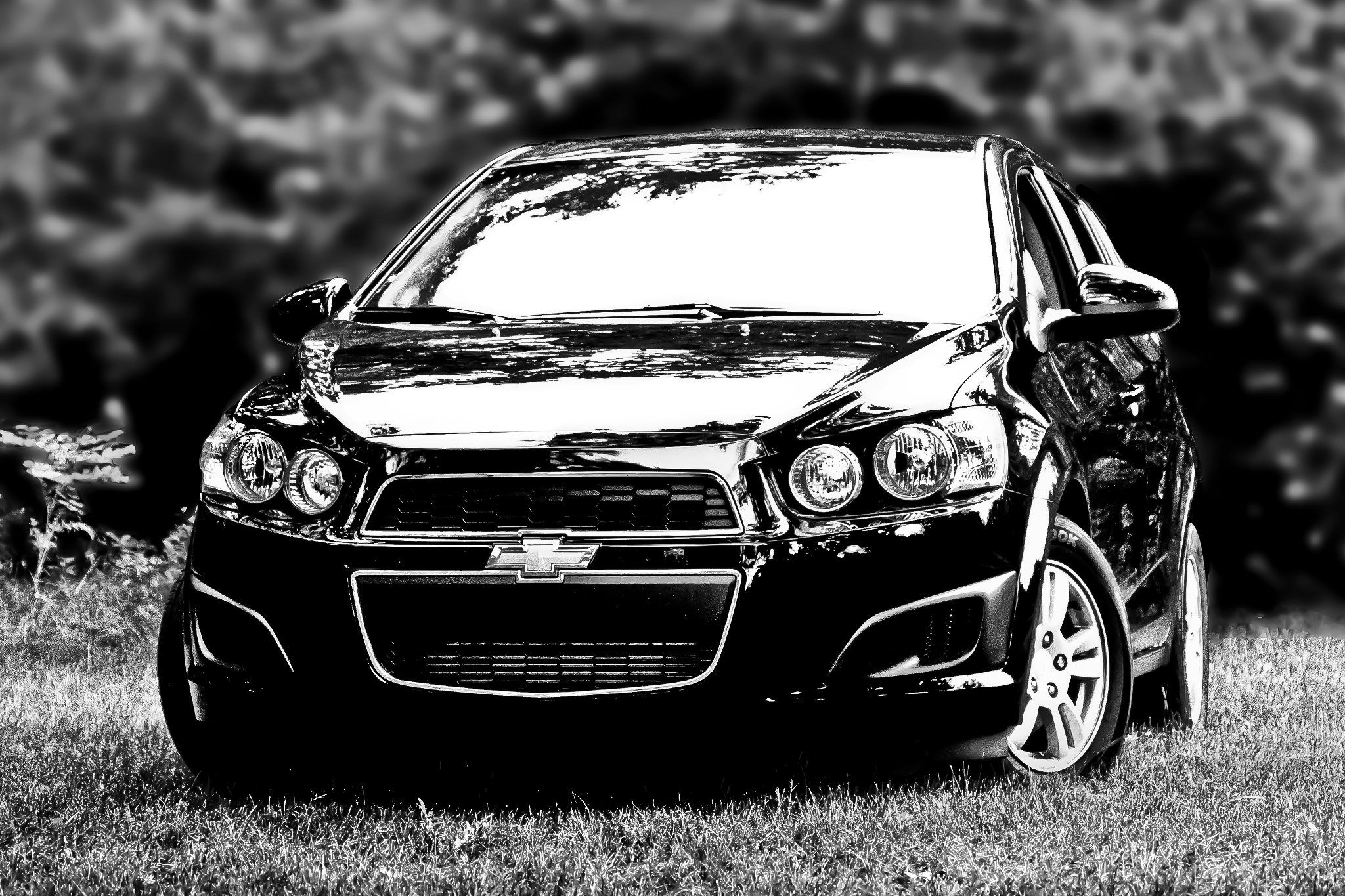 Robert S Showed Us That Even In Black And White The Chevy