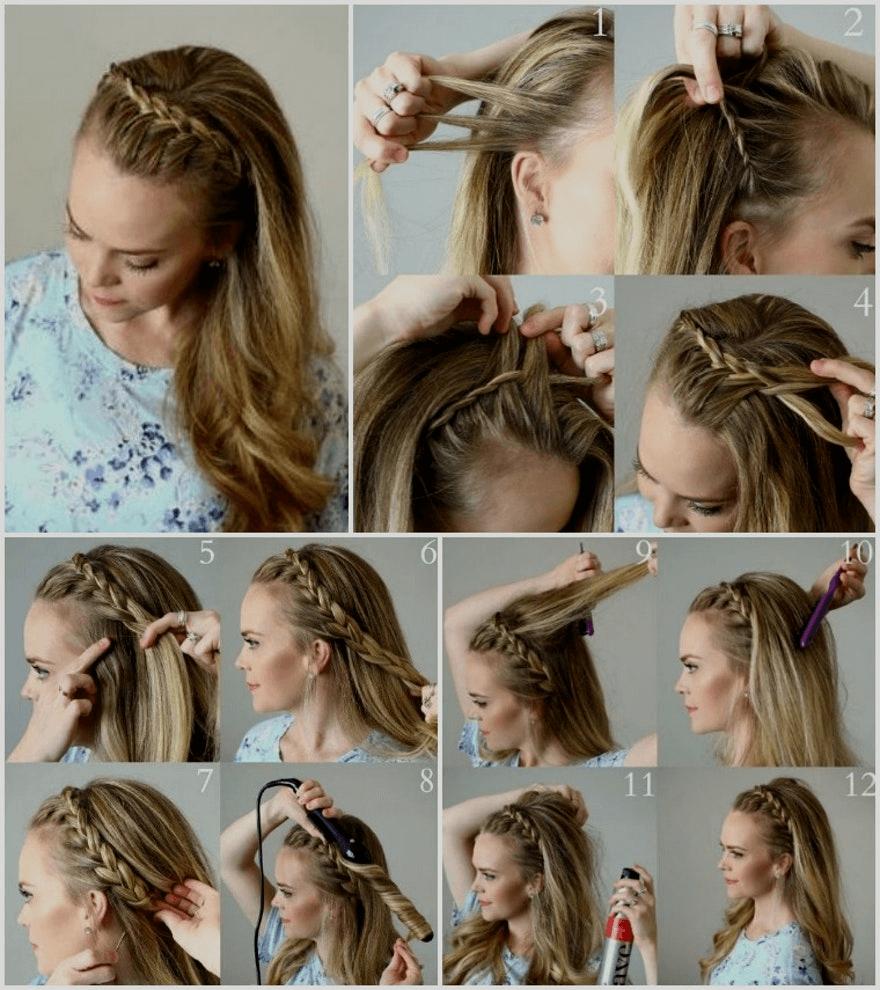 frisuren lange haare offen anleitung | frisuren lange haare ...