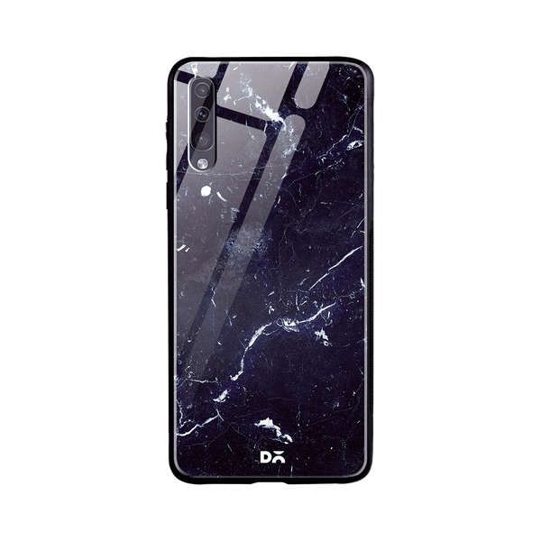 DailyObjects Constellation Marble Glass Case Cover For Samsung Galaxy A50s Buy Online in India - DailyObjects
