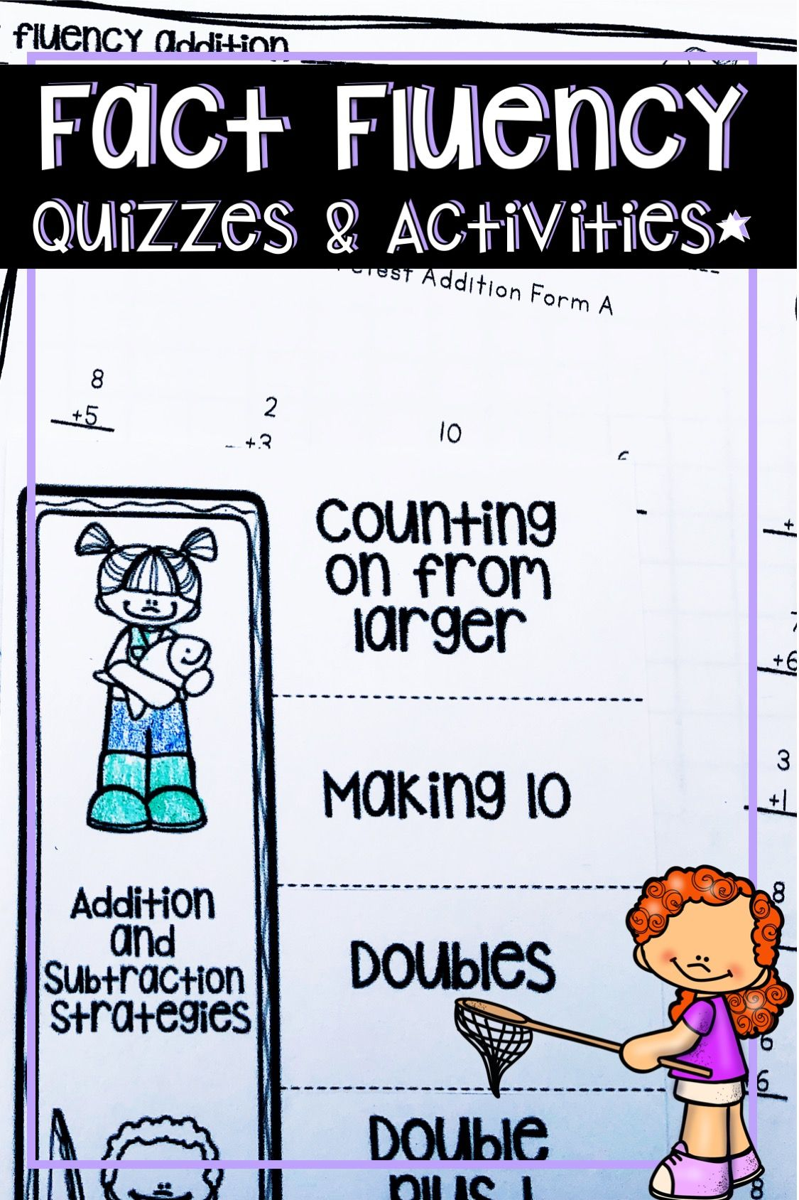 Fact Fluency Activities