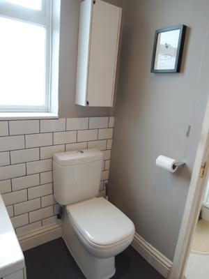 Bathroom Reveal Small Bathroom Bathroom Maisonette